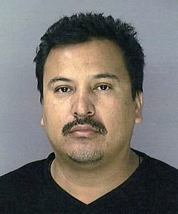 Wanted Person: Edgar Emilio Alvarado