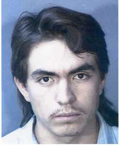 Wanted Person: Murilio Guerrero Ramirez